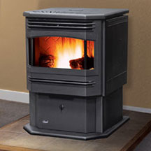 pellet fueled stove