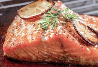 Monterey Bay Smoked Salmon